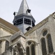 Mello (Picardie) - Church — Stock Photo
