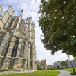 Beauvais (Picardie) - Cathedral — Stock Photo