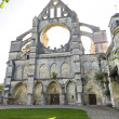 Abbey of Longpont (Picardie) — Stock Photo
