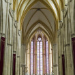 Toul - Cathedral interior — Stockfoto