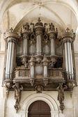 Saint-Mihiel (France) - Church organ — Stock Photo