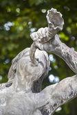 Nancy (France) - Fountain in Stanislas Square — Fotografia Stock