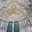 Strasbourg - The gothic cathedral — Stock Photo
