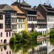 Strasbourg - Petite France — Stock Photo #14849645