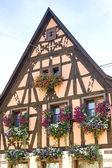 Rosheim (Alzacja) - House — Zdjęcie stockowe