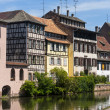 Strasbourg - Petite France — Stock Photo