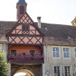 Rosheim (Alsace) - Arch - Stok fotoraf