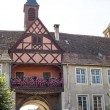 Rosheim (Alsace) - Arch - Stock Photo