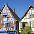 Andlau (Alsace) - Houses — Stock Photo