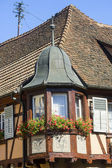 Andlau (Alsace) - House — Stock Photo