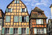 Colmar (Alsace) - Houses — Stock Photo