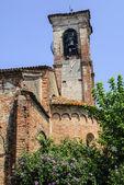Nuvolato (Italia), antica chiesa — Foto Stock