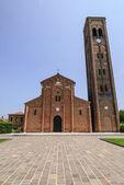 Pieve di Coriano (Mantua) — Stok fotoğraf