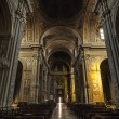Ferrara - Interior of the Cathedral — Stock Photo