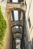 Sansepolcro (Tuscany) — Stock Photo
