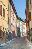 Sassoferrato (Marches, Italy) — Stock Photo