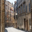 Street of Macerata — Stock Photo