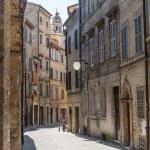 Street of Macerata — Stock Photo #19763561