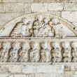 Cathedral of Osimo (Ancona) - Stock Photo