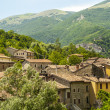 Old towns along the Salaria road — 图库照片