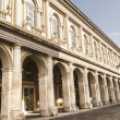 L'Aquila - Historic palace — Stock Photo