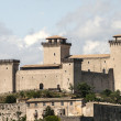 Castle of Spoleto — Stock Photo
