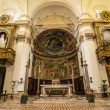 Spoleto - Interior of the Cathedral — Stock Photo