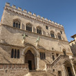 Perugia - Historic buildings — Stock Photo