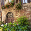 Royalty-Free Stock Photo: Buonconvento (Siena, Tuscany)