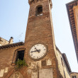 Buonconvento (Siena, Tuscany) - Stock Photo