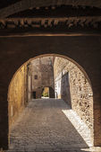 Buonconvento (Siena, Tuscany) — Stock Photo