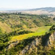 Le balze di Volterra (Tuscany) — Stock Photo