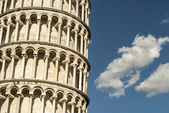 Pisa (Tuscany) - The bending tower — Stockfoto