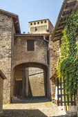 Village of Torrechiara — Stock Photo