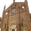 Постер, плакат: Piacenza Ancient church of San Francesco