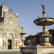 Duomo of Prato — Stock Photo