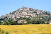 Trevi (Umbria) — Stock Photo