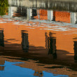 Stock Photo: Gaggiano (Milan), reflection
