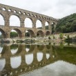 Pont du Gard — Stock Photo #30516373