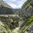 Clue de Taulanne, canyon in France — Stock Photo #30540875