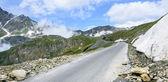 Colle dell'Agnello, Italian Alps — Stock Photo