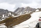 Colle dell'Agnello, French Alps — Stock Photo