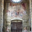 Stock Photo: Cathedral of Asti, interior