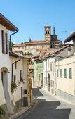 Grazzano Badoglio (Monferrato) — Stock Photo