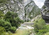 Gorges du Verdon — Stock Photo