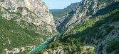 デュ ヴェルドンを峡谷します。 — ストック写真