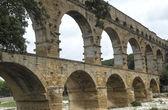 Pont du gard — Stock fotografie