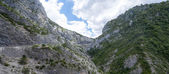 Clue de Taulanne, canyon in France — Stock Photo