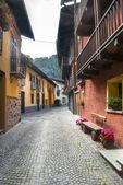 Casteldelfino (Cuneo) — Stock Photo