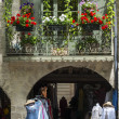 Uzes (France) — Stock Photo